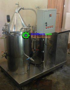 mesin evaporator vacuum
