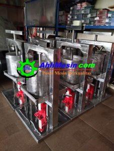 mesin press santan