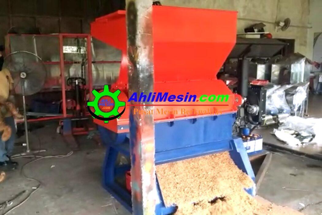 mesin penghancur sabut kelapa