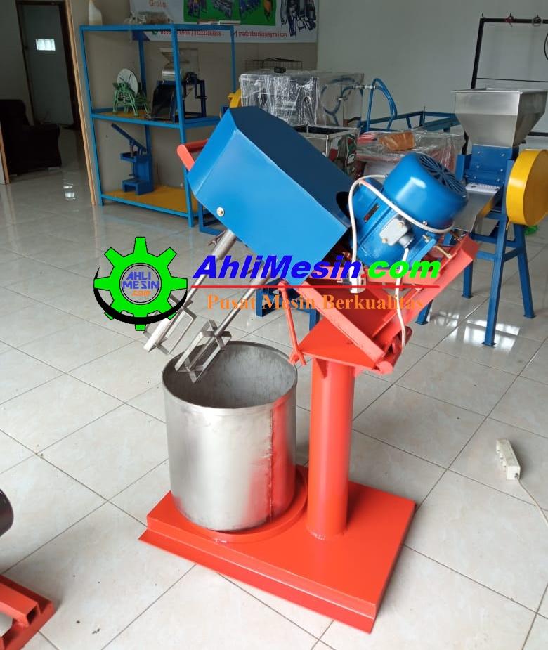 mesin mixer cairan pasta